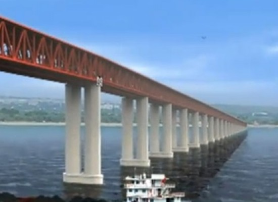 «Волгомост» надеется стать субподрядчиком строительства Керченского моста