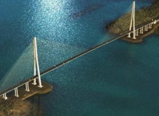 Варианты проектов строительства моста через Керченский пролив