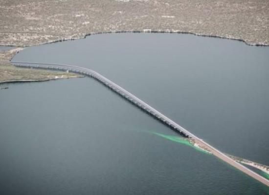Керченский мост: Тузла победила Чушку
