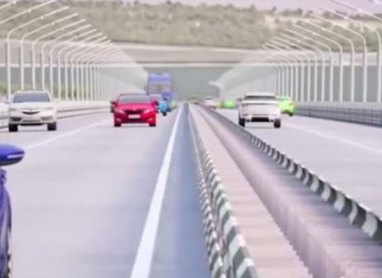Компания «Автодор», керченский мост, презентация