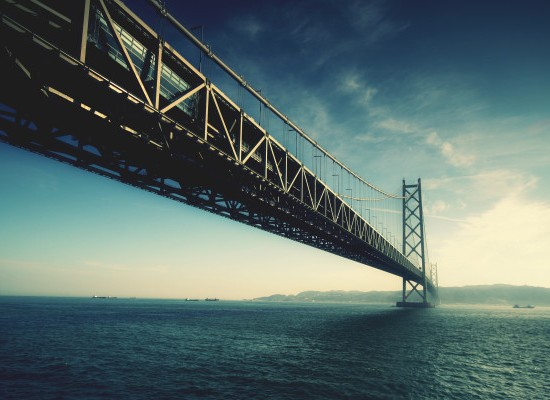 Мост через Керченский пролив, возможно, будут строить с применением южнокорейских технологий