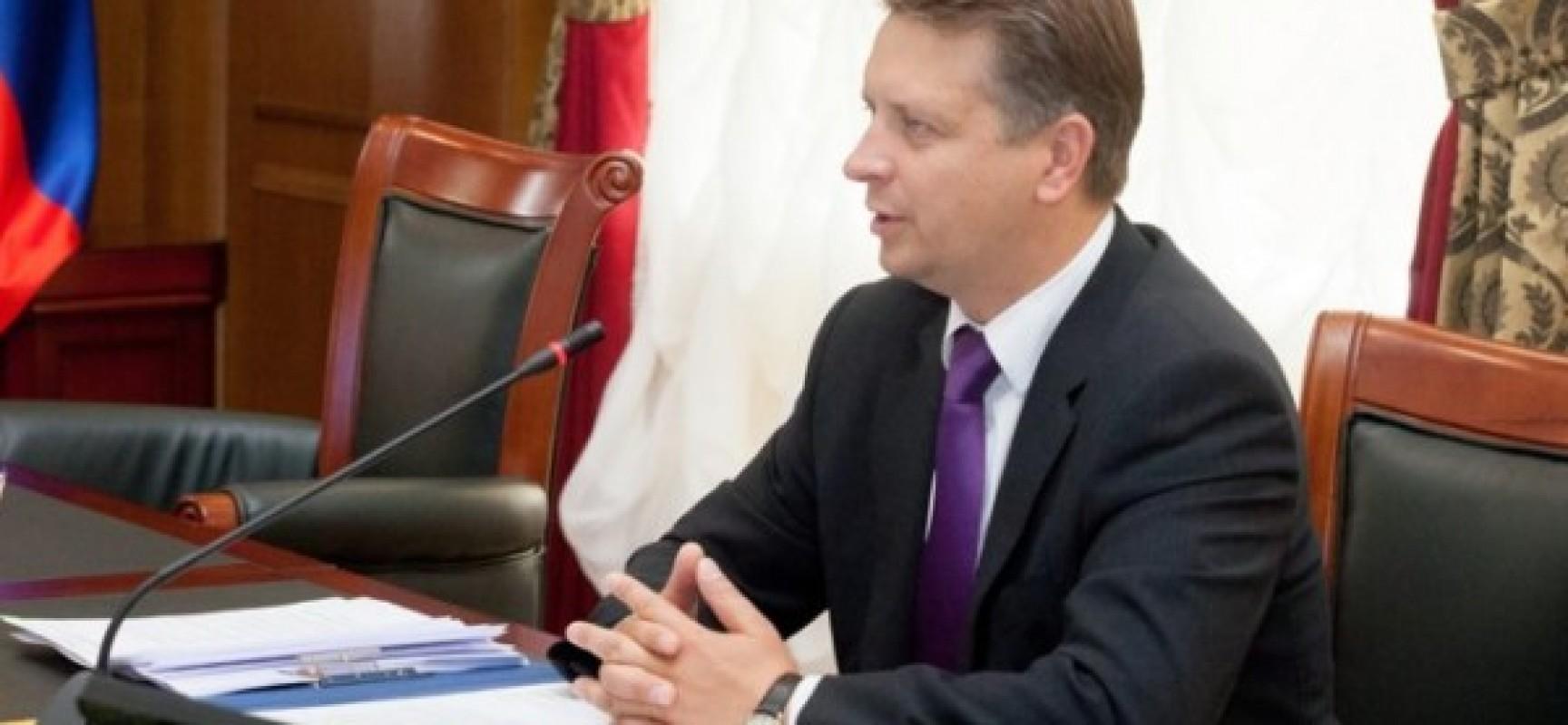 Заседание межведомственной Рабочей группы по реализации проекта строительства транспортного перехода через Керченский пролив