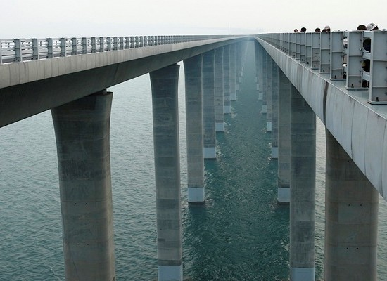 «Автодор» обещает к концу года передать ТЭО Керченского моста заказчику его строительства