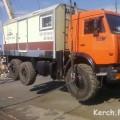 На Тузле исследуют грунт для строительства перехода через Керченский пролив