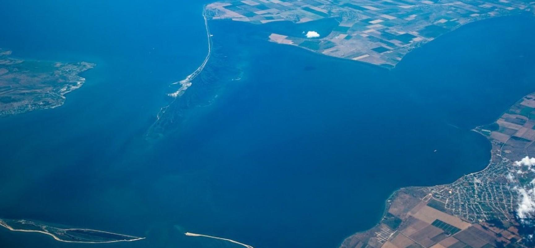 Строительство Керченского моста имеет высокие риски