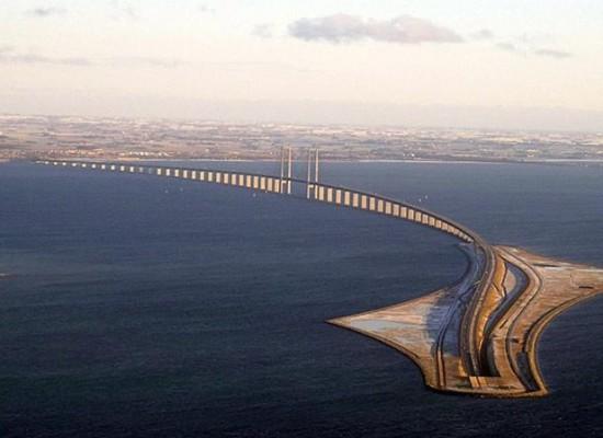 Эресуннский автомобильно-железнодорожный мост