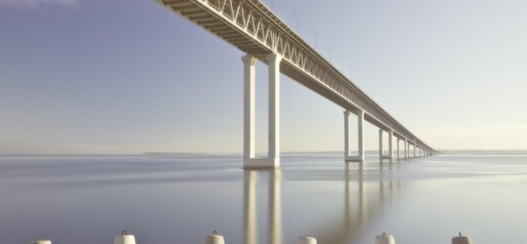 Росавтодор заключил с компанией «Стройгазмонтаж» контракт на строительство моста через Керченский пролив