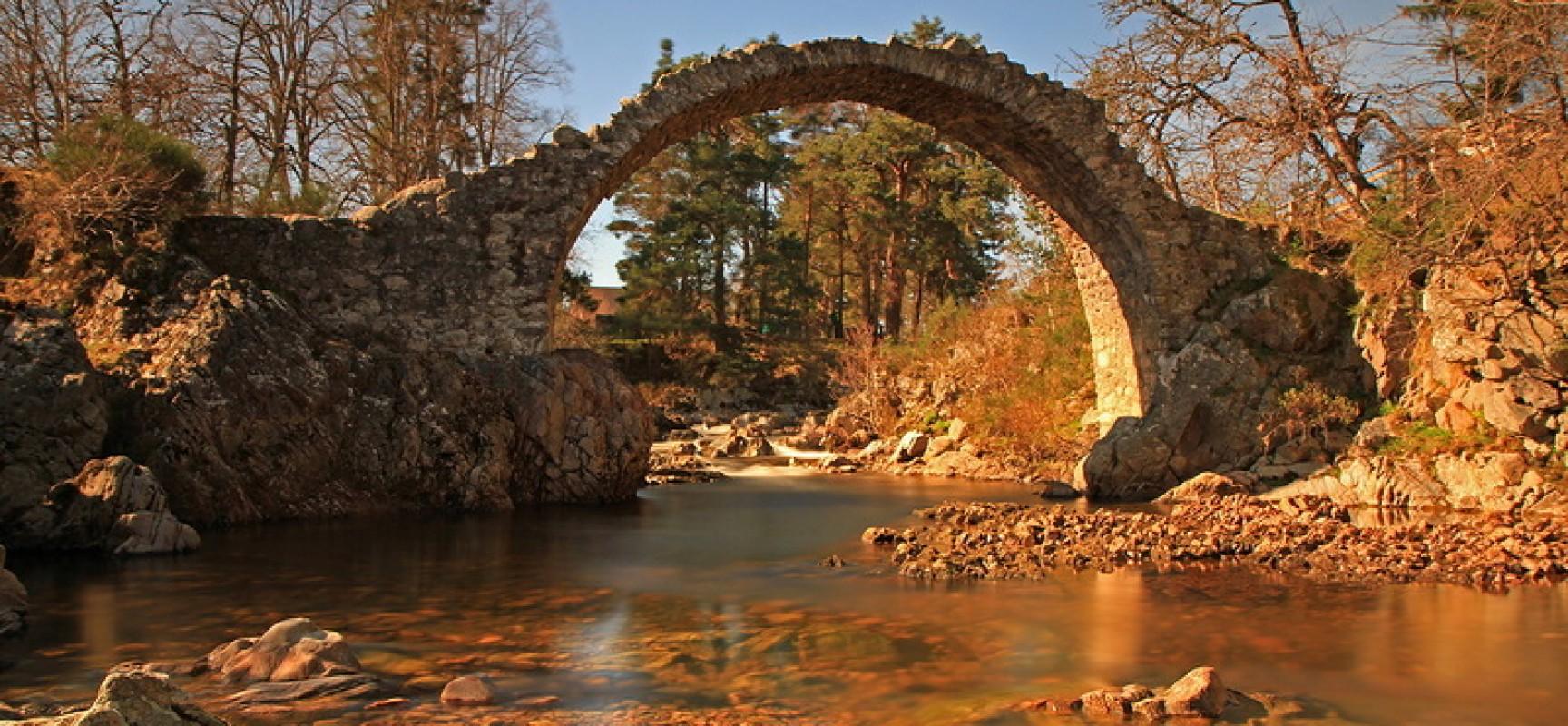 Самые старые арочные мосты