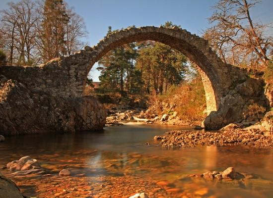 Мистические мосты мира