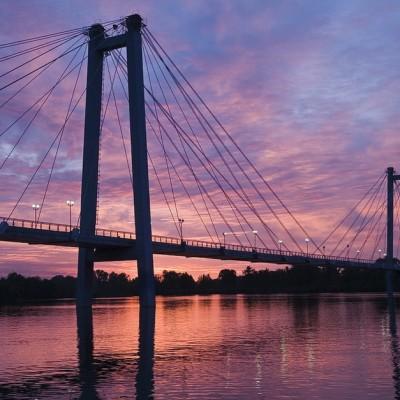Мосты Красноярска