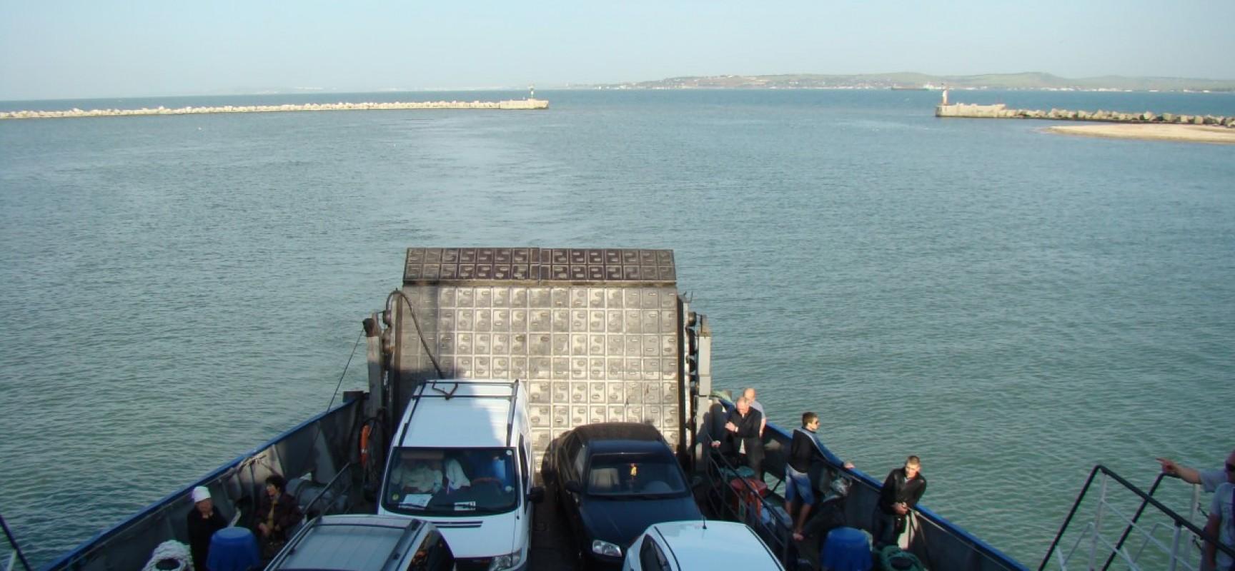 Керченский мост жизненно необходим!