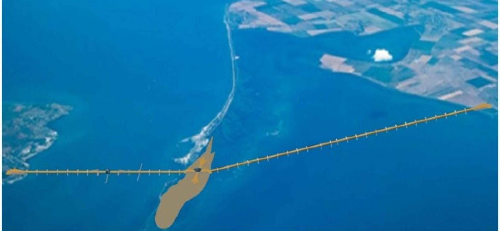 Проект закрытого от внешних воздействий двухуровневого путепровода
