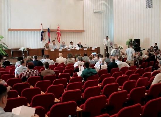 Прошли общественные слушания по проекту строительства Керченского моста