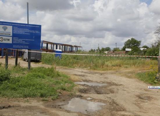 В Керчи ведется активная подготовка к строительству моста