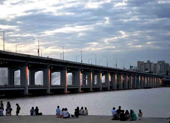 Защита металлических конструкций мостов