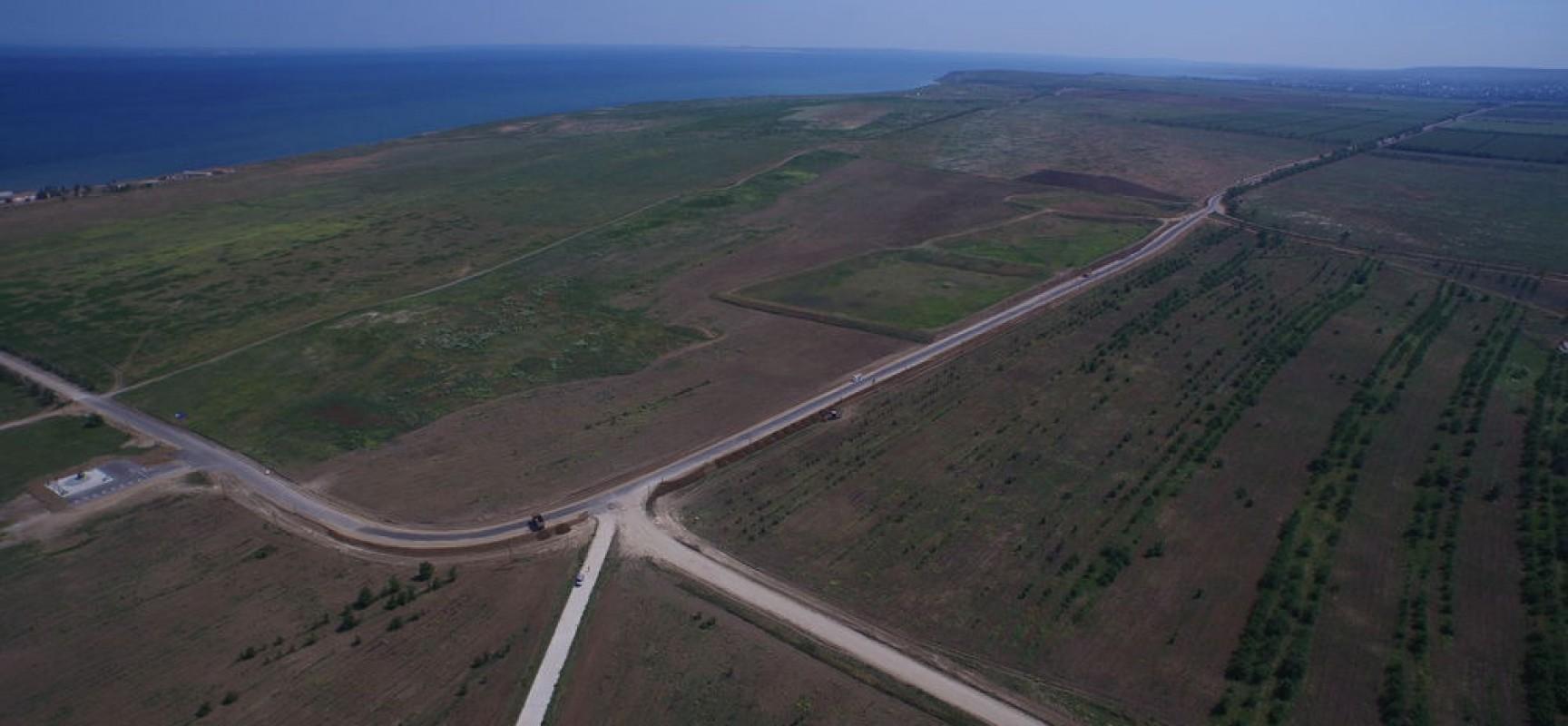 Материалы для строительства повезут в обход населённых пунктов