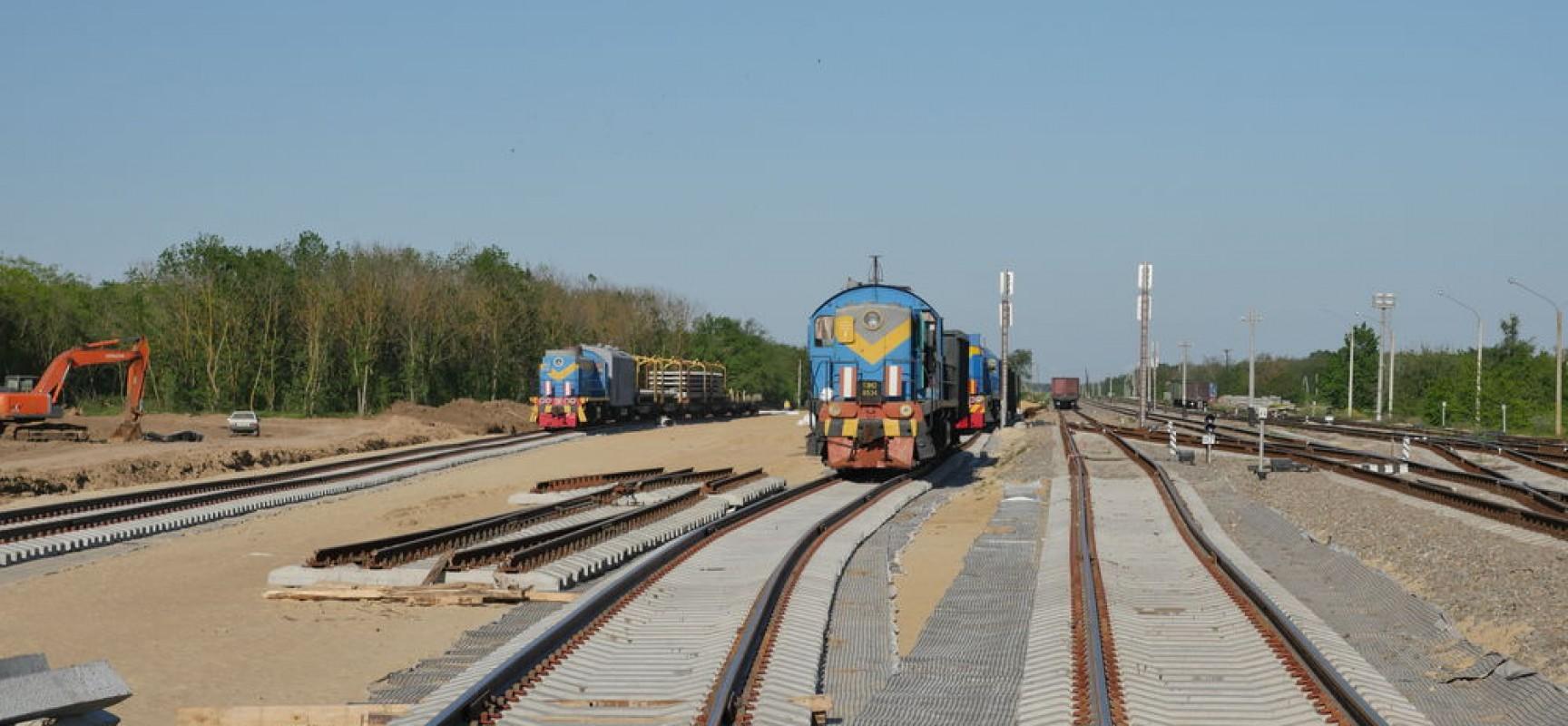 Новая железная дорога через Керченский пролив будет переправлять до 14 млн пассажиров в год