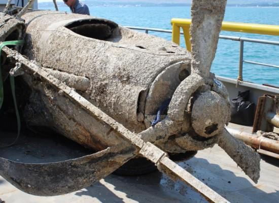 Установлен экипаж погибшего штурмовика найденного при строительных работах моста через Керченский пролив
