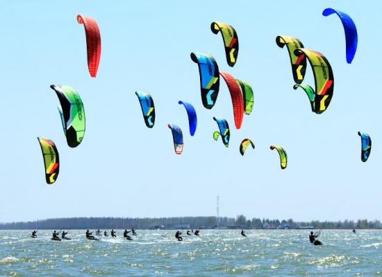 Фестиваль водных видов спорта «Керченский мост 2015»