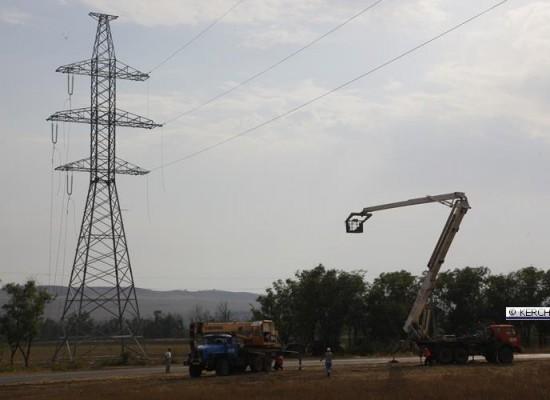 Развитие электросетевого комплекса Крымского Федерального Округа