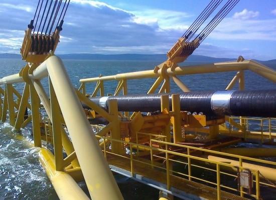 Для строительства нового газопровода из Краснодарского края в Крым закуплено 200 километров качественных труб