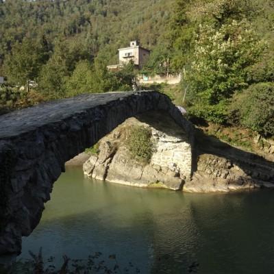 Одноарочные мосты невероятно красивы