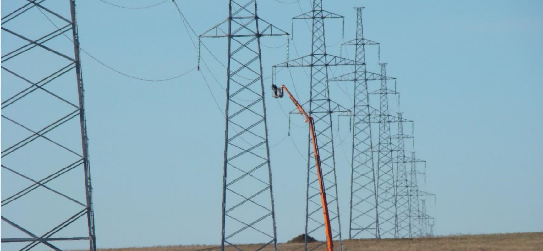 583 млн рублей выделяется на проектирование высоковольтной линии из Ростовской области в Тамань в рамках строительства энергомоста в Крым