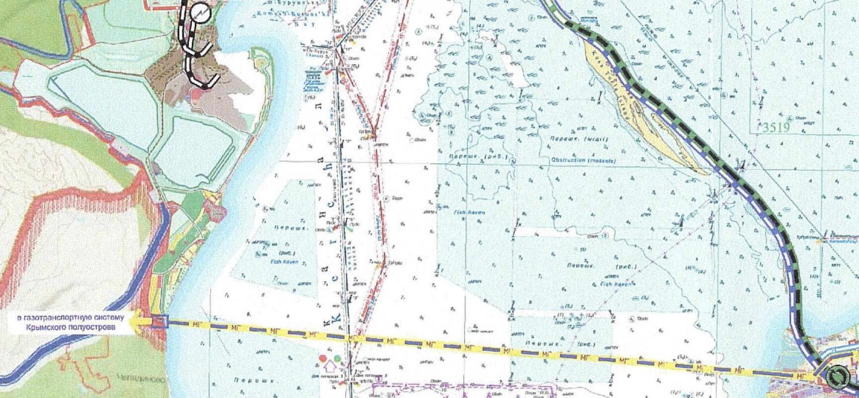 Прошли общественные слушания по оценке воздействия на окружающую среду строительства магистрального газопровода «Краснодарский край-Крым»
