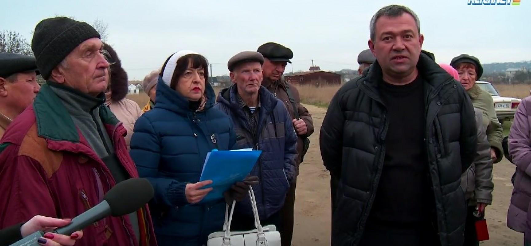Керчь. Дачникам кооператива «Залив» пообещали компенсацию за отчуждение участков