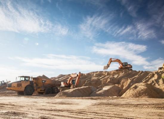 Более 3 млн тонн грузов доставлено для организации строительства моста через Керченский пролив
