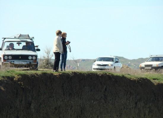 Нужно ли облагородить Керченский берег, для интересующихся стройкой Керченского моста? (опрос)