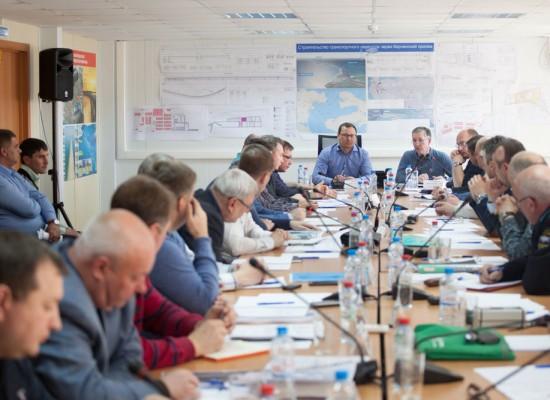 30 постов допуска обеспечивают охрану и транспортную безопасность Керченского моста