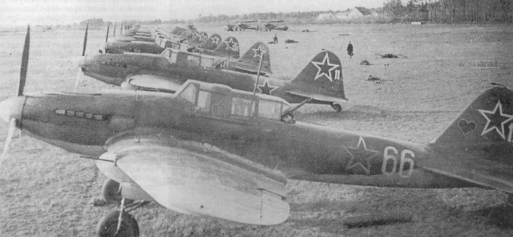 Три советских самолета-штурмовика Ил-2 найдены на дне Черного моря в районе Керчи