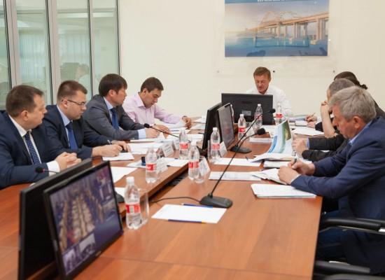 Строительство моста в Крым синхронизировано с комплексным развитием дорожной сети юга России