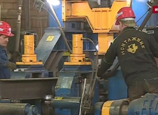 Ивановская компания «Монтажник» изготовила около 500т. металлоконструкций для Керченского моста
