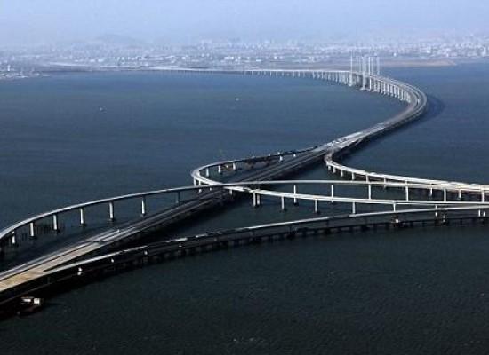 Топ-10 «самых-самых» мостов мира