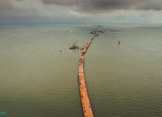 В Тамани появилась экскурсионная программа, посвященная строительству моста через Керченский пролив