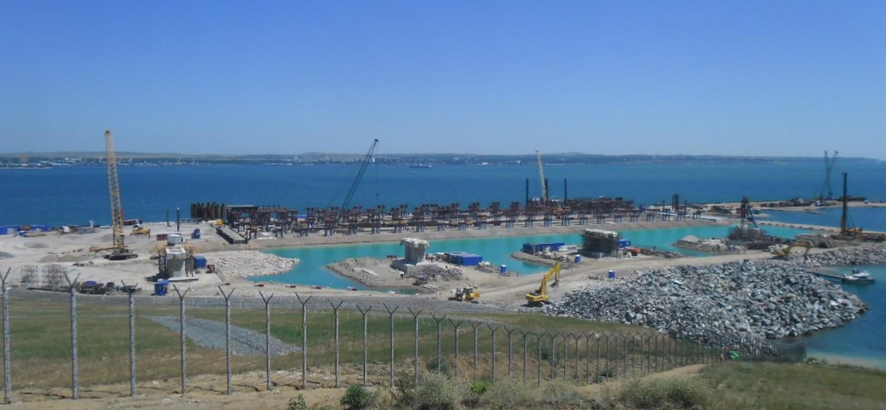 Керчане обсудят вопрос строительства подъездных путей к Керченскому мосту