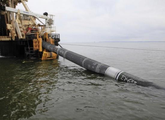 Магистральный газопровод «Краснодарский край — Крым» готов более чем на 90%