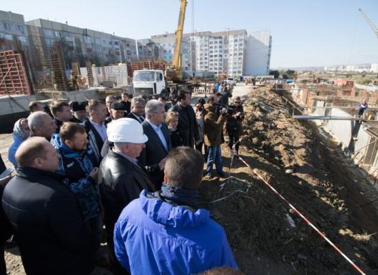 В Керчи прошло второе заседание Общественного совета по строительству Крымского моста
