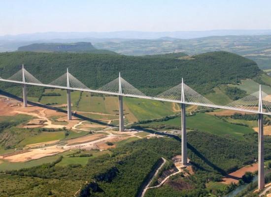 Топ-5 самых необычных мостов