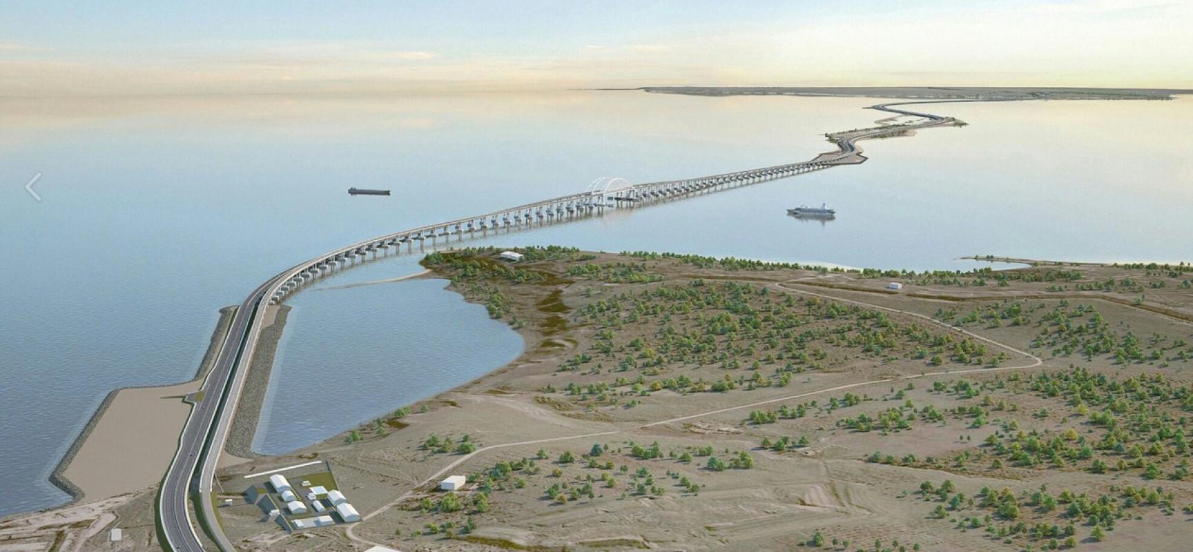 «СтройГазМонтаж» построит ж/д подходы к Керченскому мосту за 17 млрд. рублей