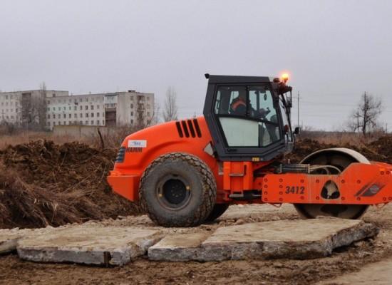 В Керчи начали подготовительные работы под строительство автостанции на трассе «Таврида»
