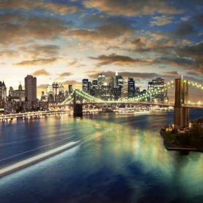 Висячие мосты мира