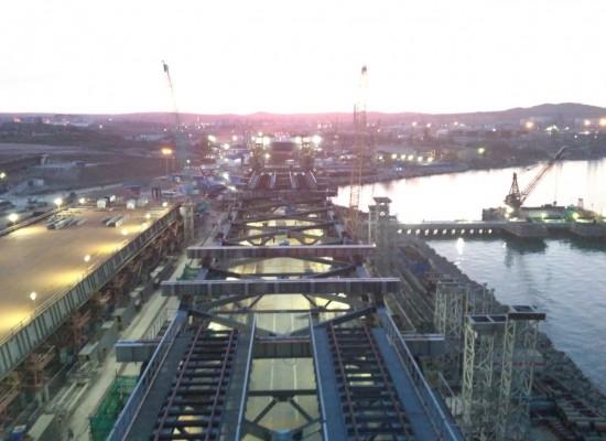 Определен подрядчик строительства железнодорожных подходов к Крымскому мосту со стороны Керчи