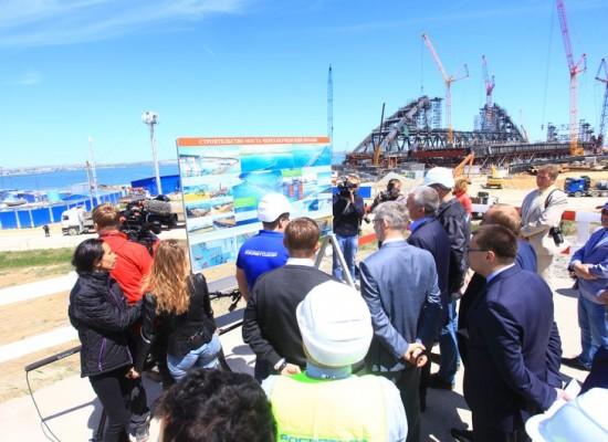 Максим Соколов: создание новой авто- и ж/д инфраструктуры Крыма и Кубани синхронизировано с Крымским мостом