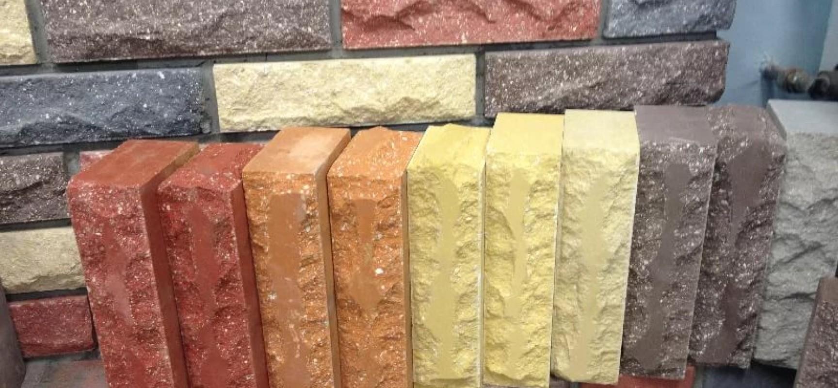 Облицовочный кирпич, современный строительный материал