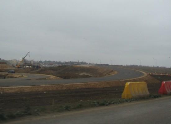 Строители уложили верхние слои асфальта на 18 км трассы «Тавриды»