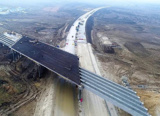 Нагрузки мостовых конструкций и их регуляция