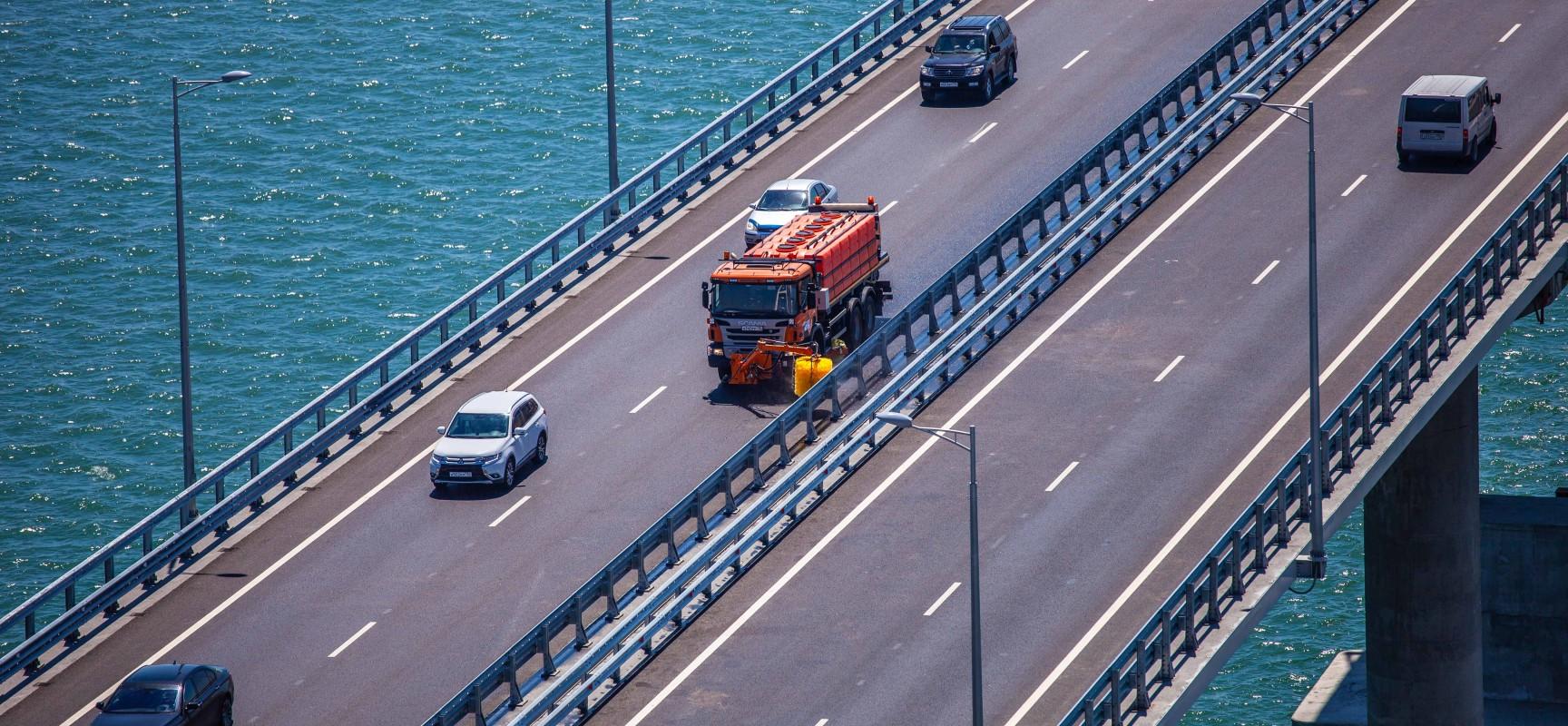 Статистика: 1,44 млн транспортных средств в обе стороны с 16 мая по 1 августа